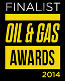 Finalist Oil and Gas Award 2014